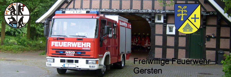 Freiwillige Feuerwehr Gersten